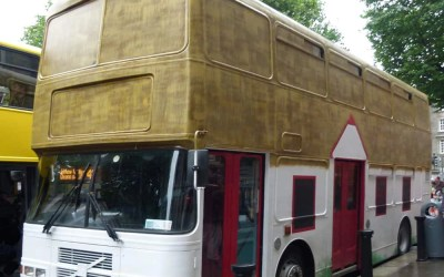 A Magical Ride on Dublin's Storytelling Bus