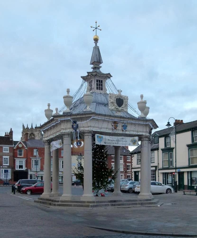 Market Cross, Beverley