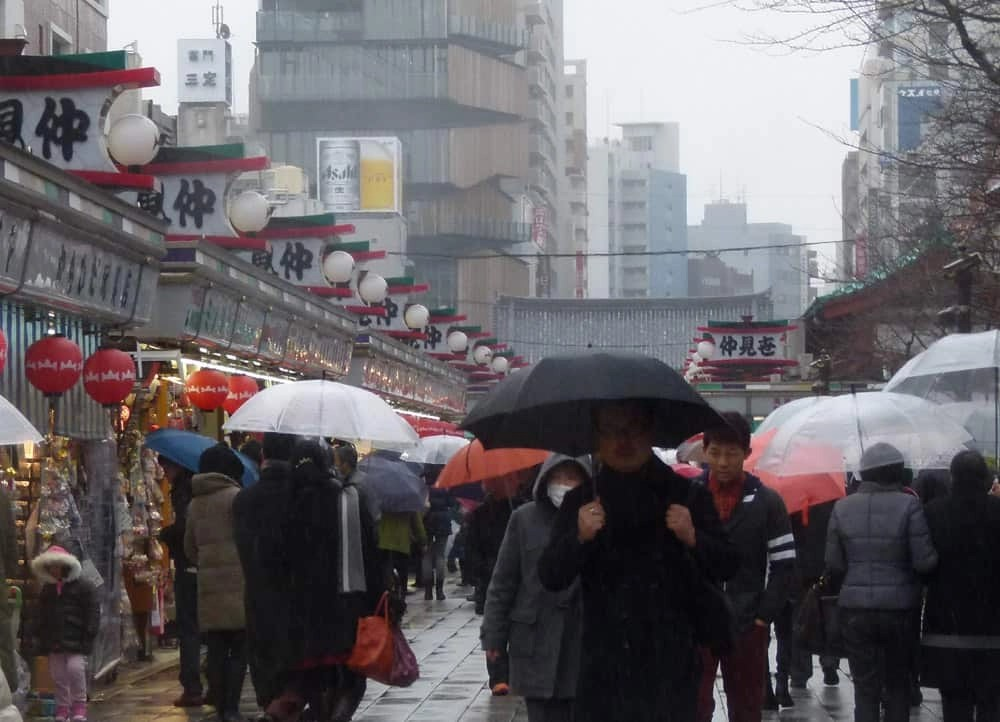 Nakamise-dori, Tokyo