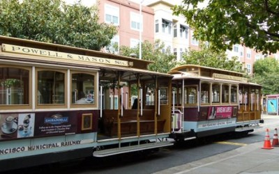 A Roller-Coaster Ride on San Francisco's Cable Cars