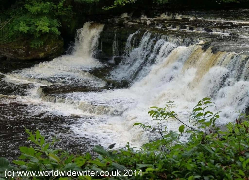 Aysgarth Falls, Yorkshire