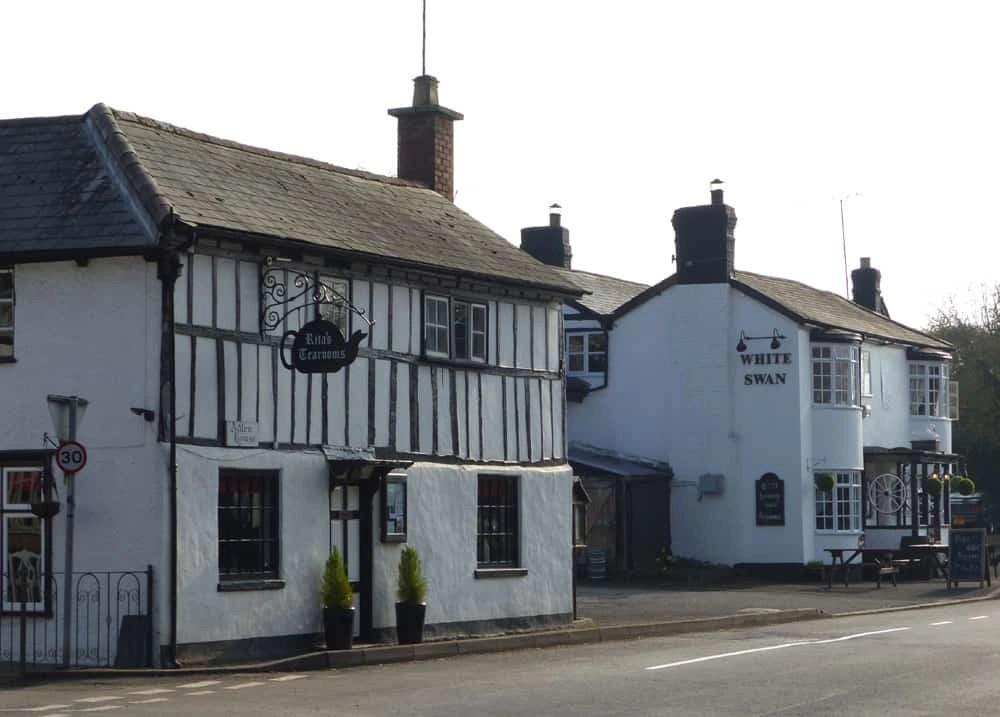 Eardisland, Herefordshire
