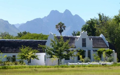 The Best Way to Explore Stellenbosch's History – On Foot