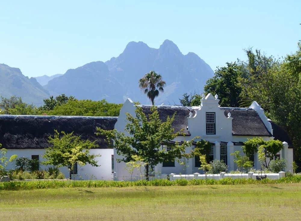 Rhenish Parsonage, Stellenbosch