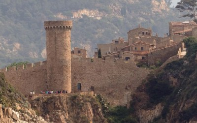 Fortification and Art: Exploring the History of Tossa de Mar