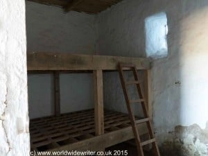 Barracks, Arbeia Roman Fort, South Shields - www.worldwidewriter.co.uk