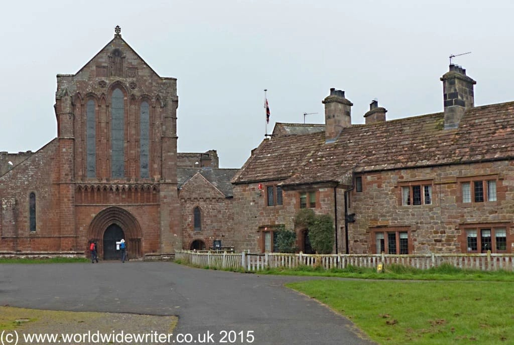 Lanercost Priory, Northumberland - www.worldwidewriter.co.uk