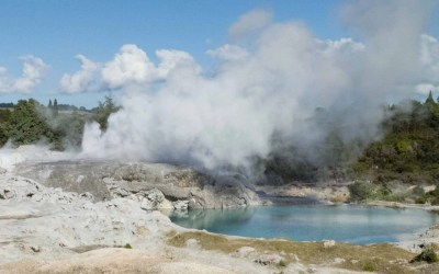 Rotarua and the Springs that Shaped the Landscape