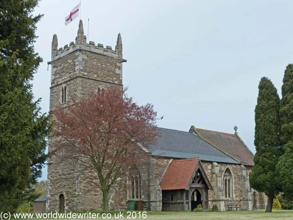 Alkborough church