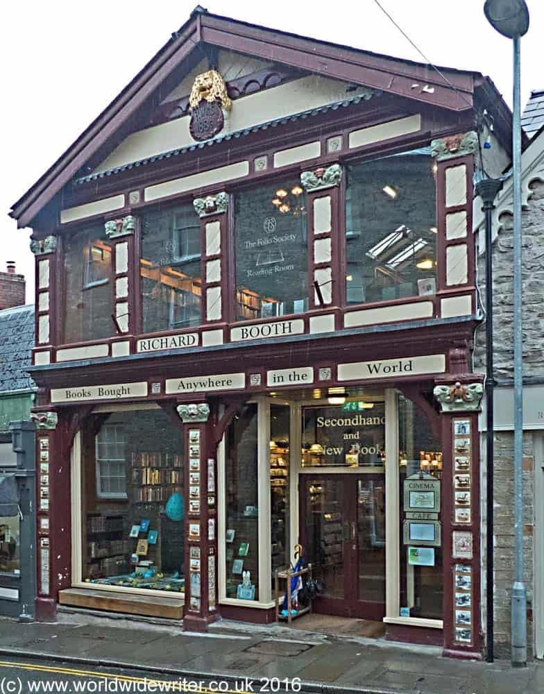 Richard Booth's bookshop