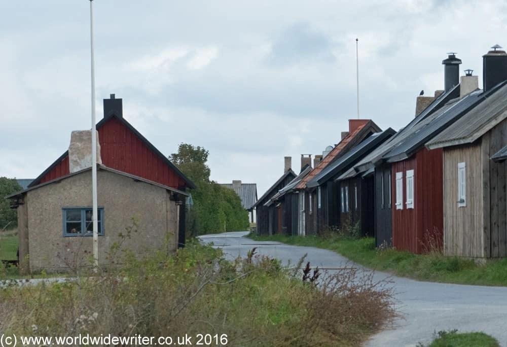 Gnisvärd, Gotland