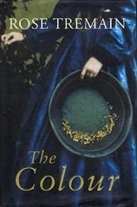 The Colour, book cover