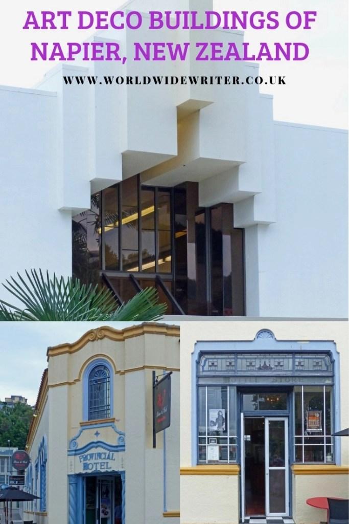 Napier architecture