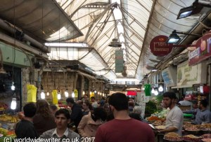 Machane Yehuda Market, Jerusalem