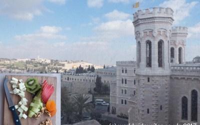 Eating my way around Jerusalem with BiteMojo