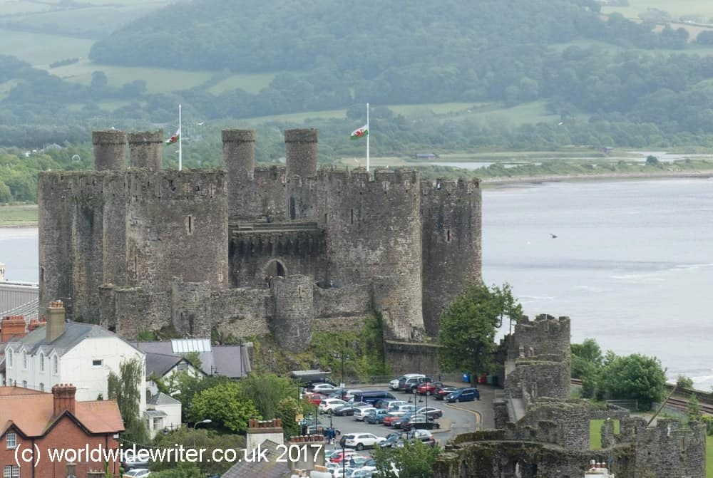 The Walled Towns and Fortifications of North Wales