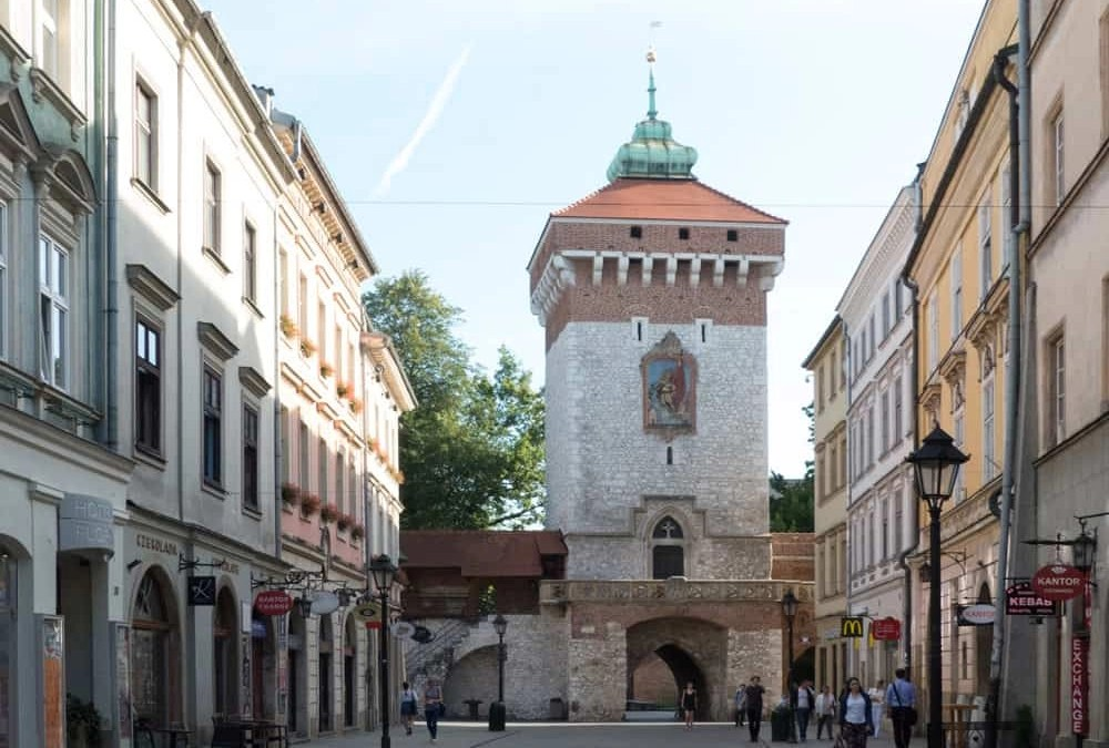 In Search of the Kraków Defence Walls