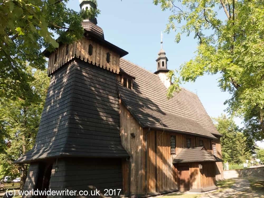 Wooden church, Tarnów