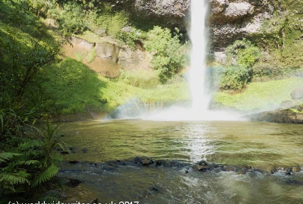 Exploring the Magic of New Zealand's Bridal Veil Falls