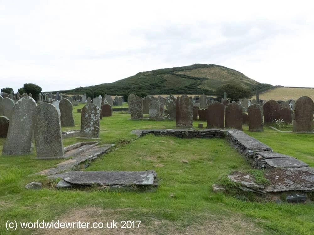 Keeill at Maughold, Isle of Man