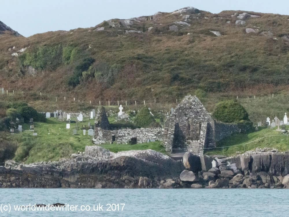 Derrynane Abbey, Ring of Kerry