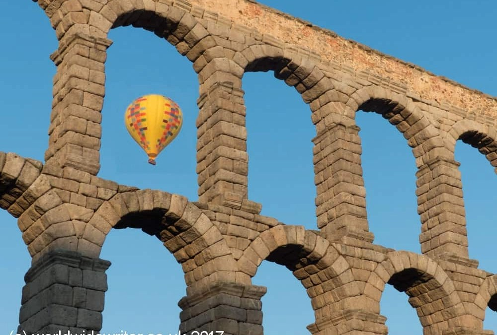 The Roman Aqueduct of Segovia: Bringing Water to the City