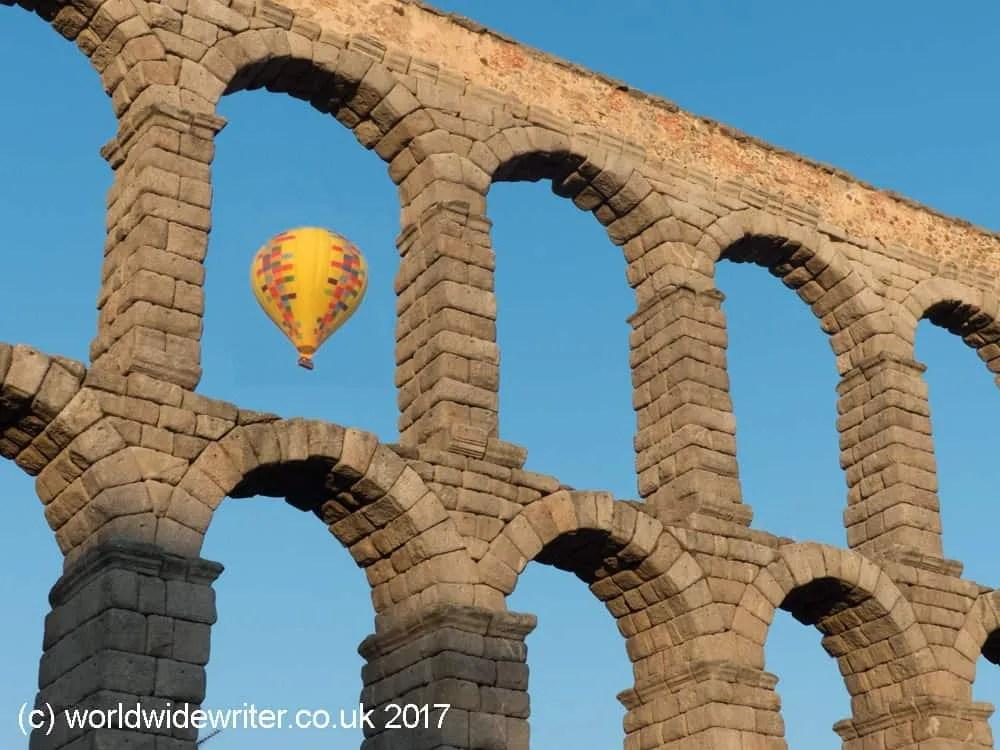 Roman Aqueduct of Segovia