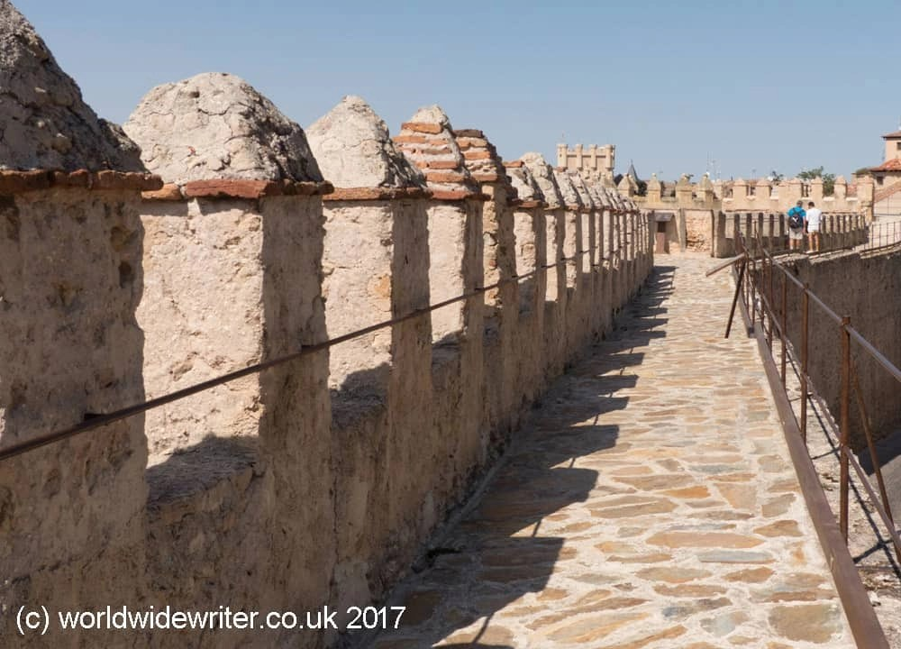 City Walls of Segovia