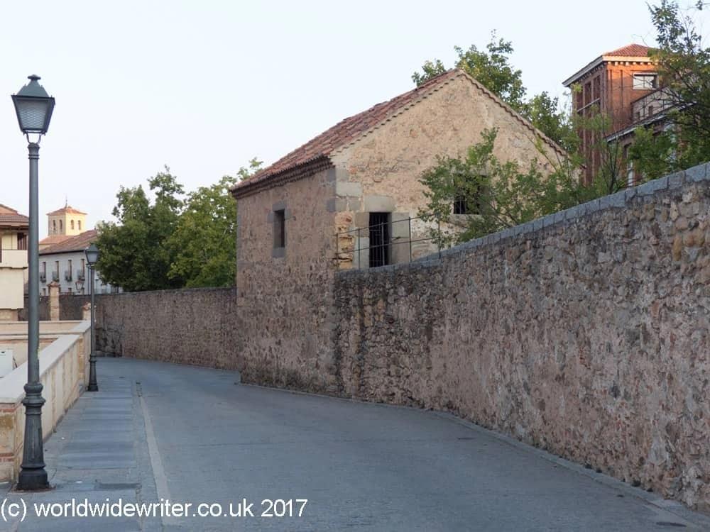 Filter house, Segovia