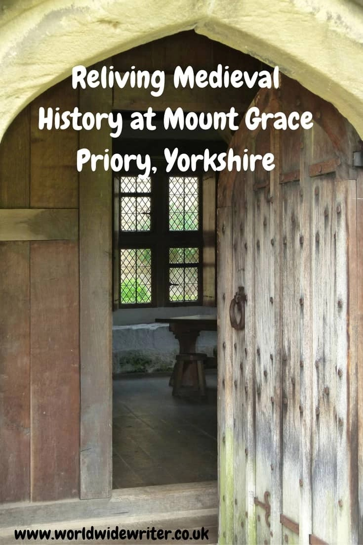 Monastic Cell at Mount Grace Priory