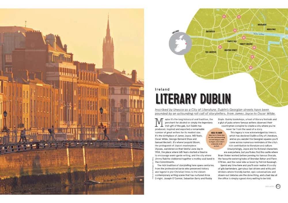 Lonely Planet Culture Trails - Dublin