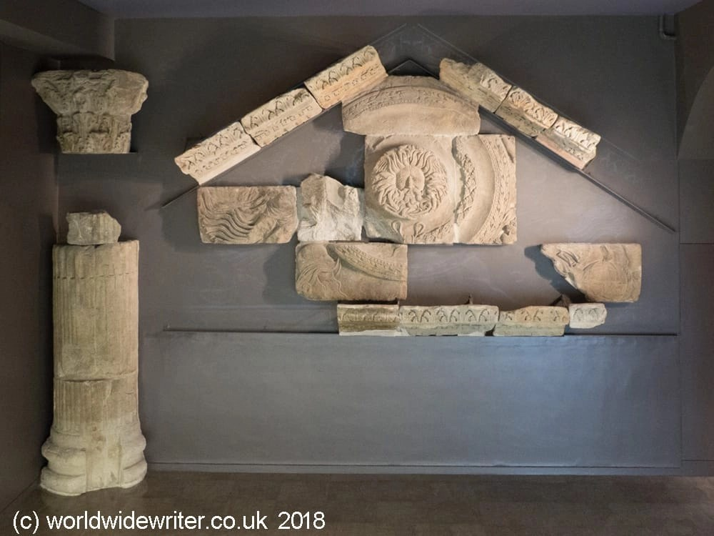 Roman baths museum, Bath