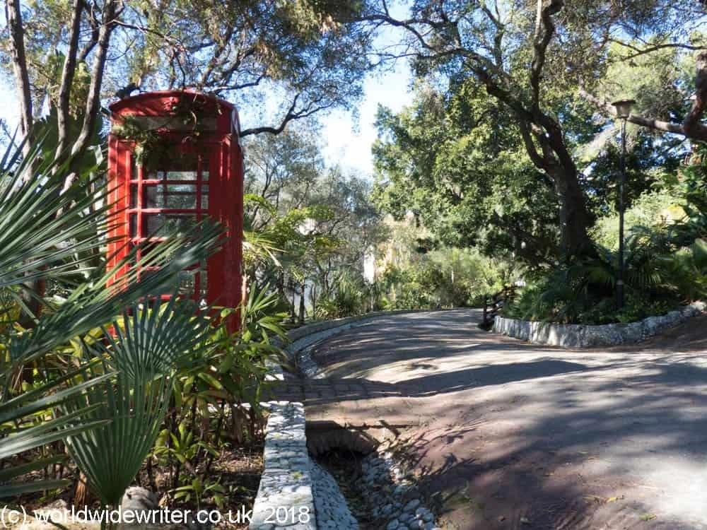 Botanic Gardens, Gibraltar