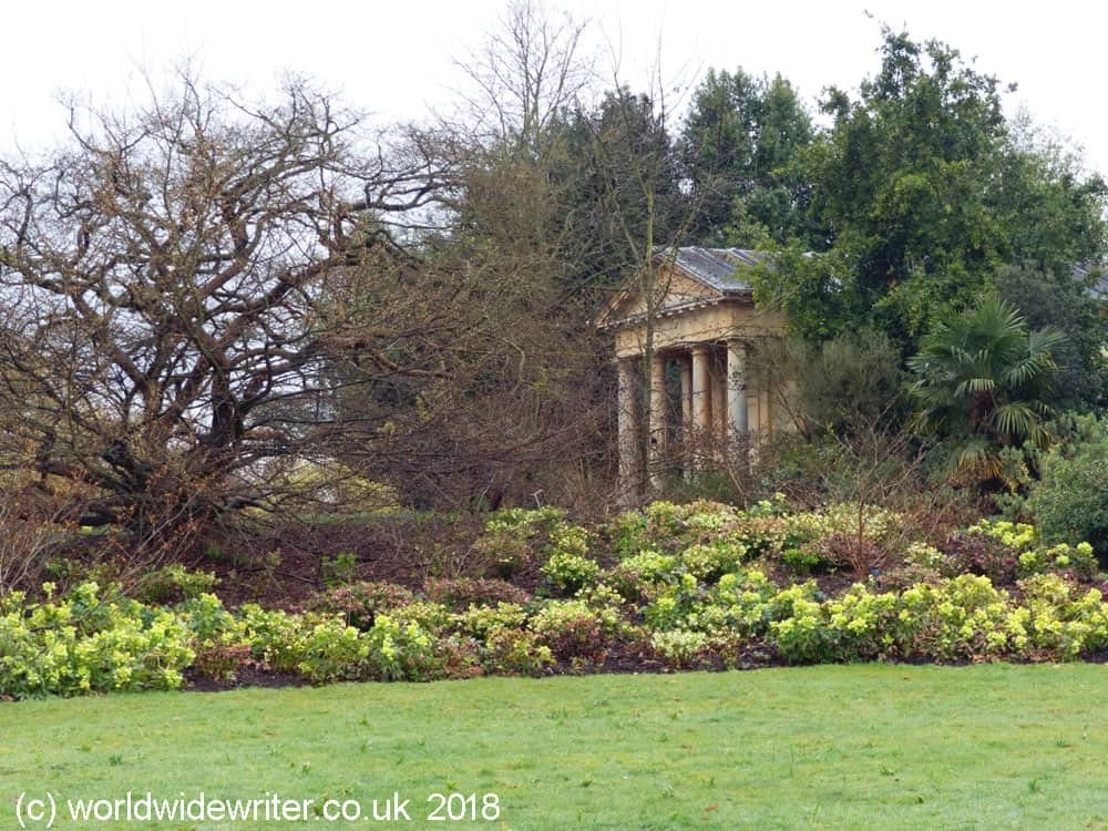 King William's Temple, Kew Gardens