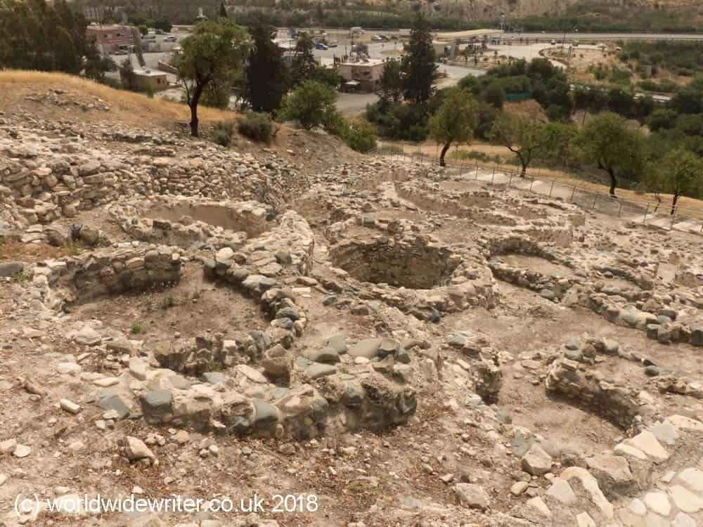 Excavations at Choirokitia