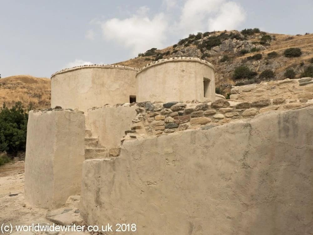 Choirokitia neolithic village