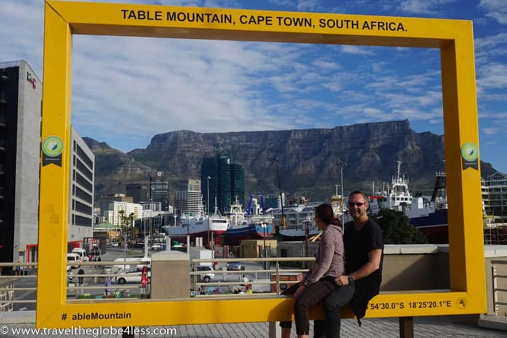 View from V&A Waterfront