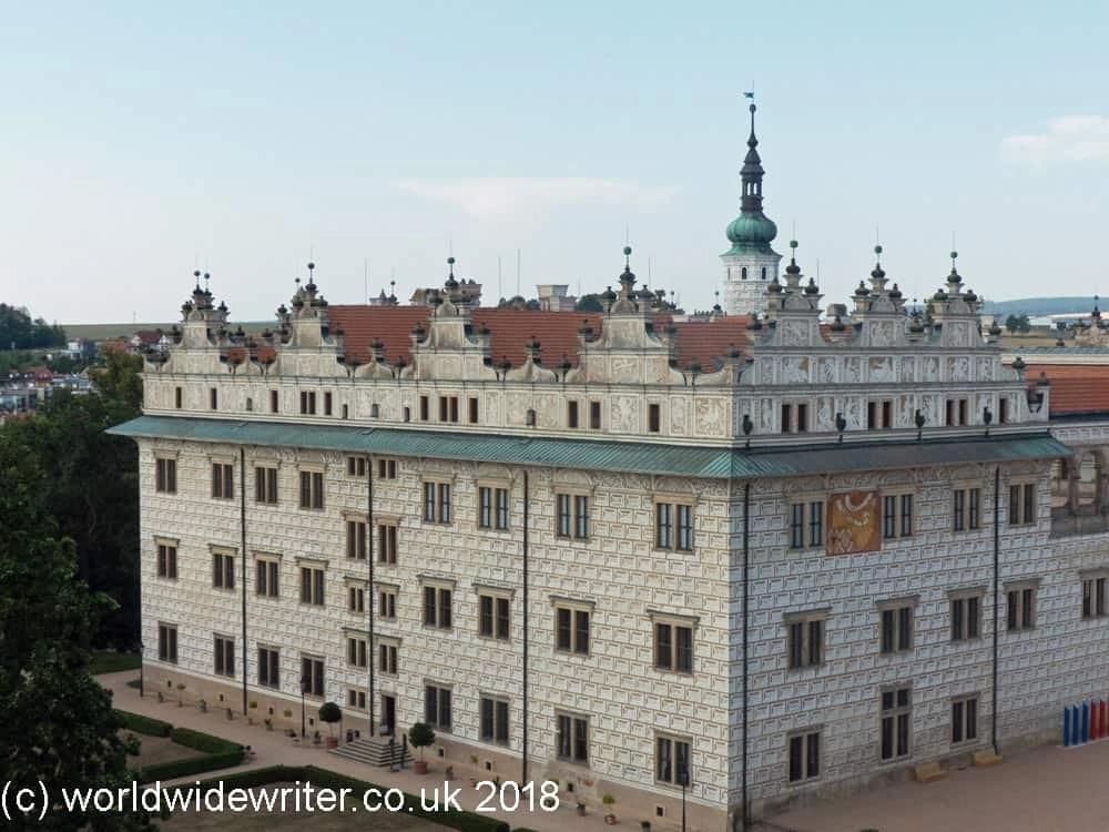 Litomysl Castle, East Bohemia