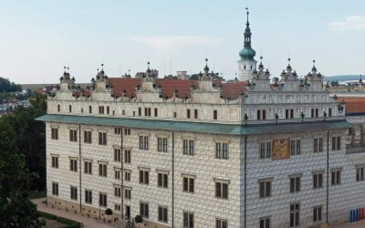 The UNESCO World Heritage of Litomyšl, East Bohemia