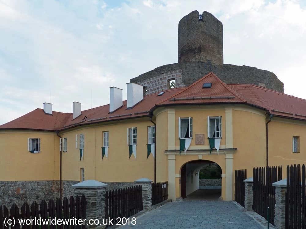 Sleeping Among the Ghosts: Svojanov Castle in East Bohemia