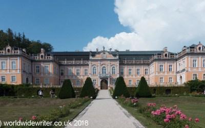 "Nové Hrady, the ""Czech Versailles"" in East Bohemia"
