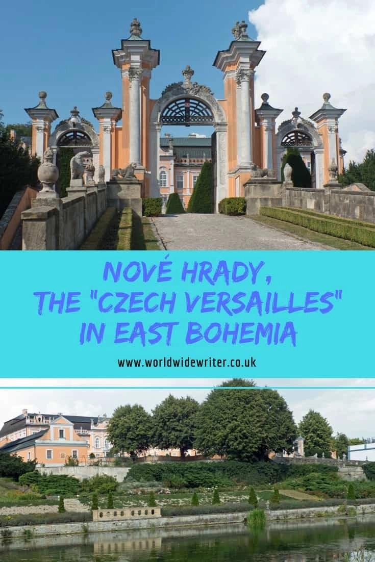 Nove Hrady, East Bohemia