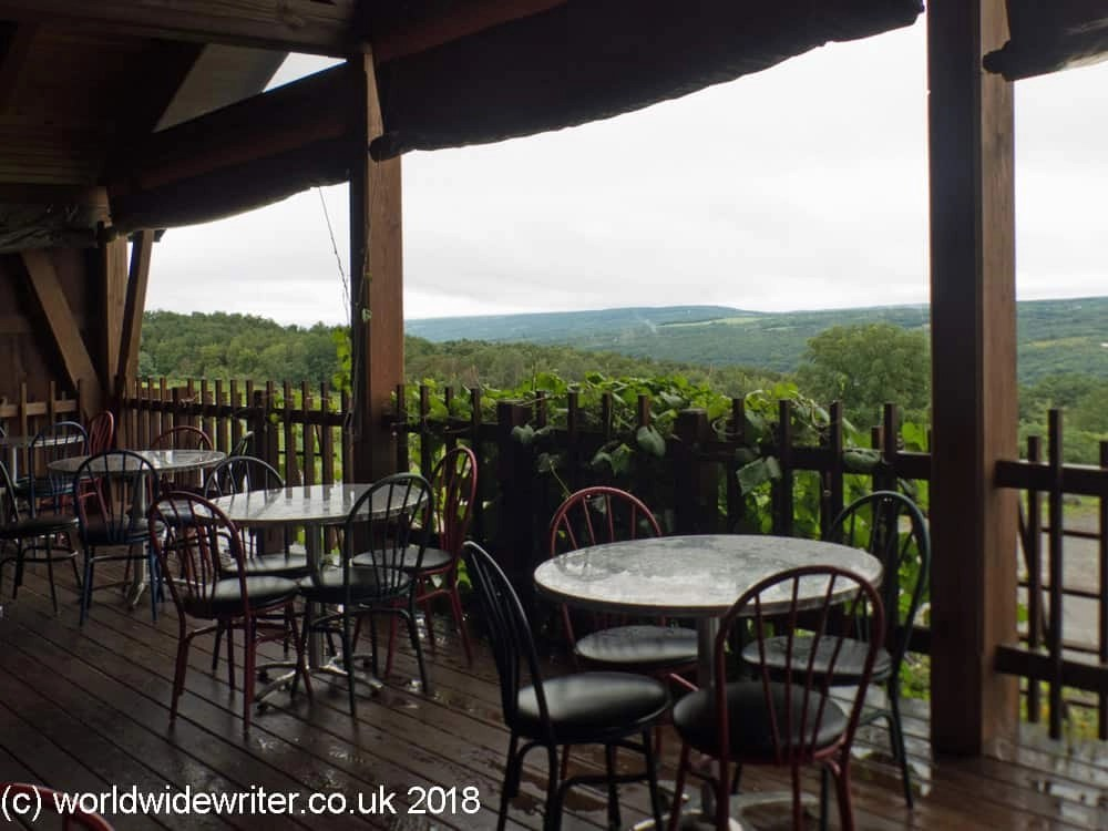 Bully Hill Vineyard, Hammondsport