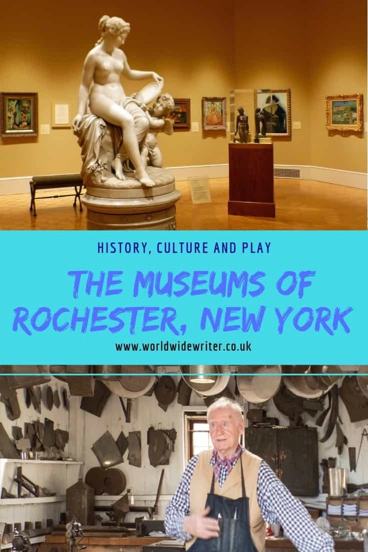 Museums of Rochester