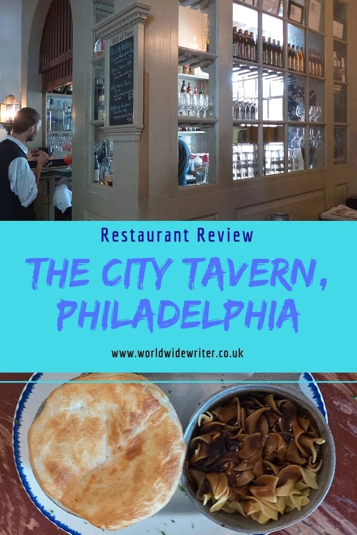 City Tavern, Philadelphia
