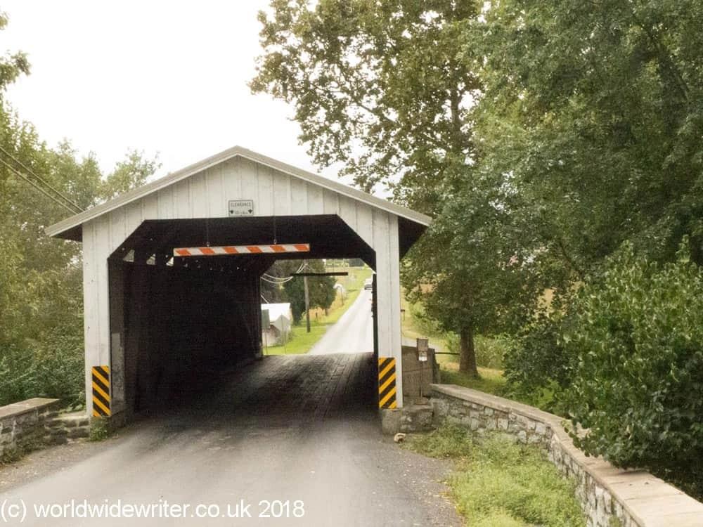 Leaman's Place Bridge, Lancaster County