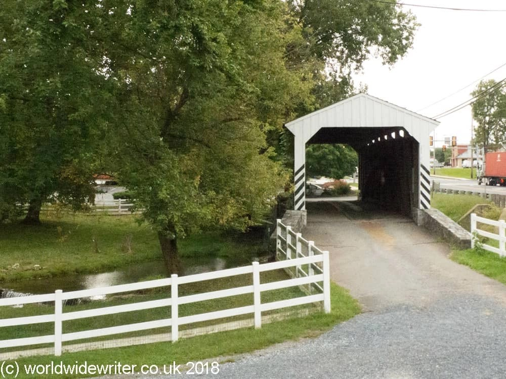 The Willows Covered Bridge, Lancaster County