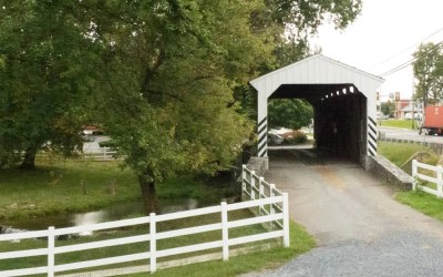 The Covered Bridges of Lancaster County