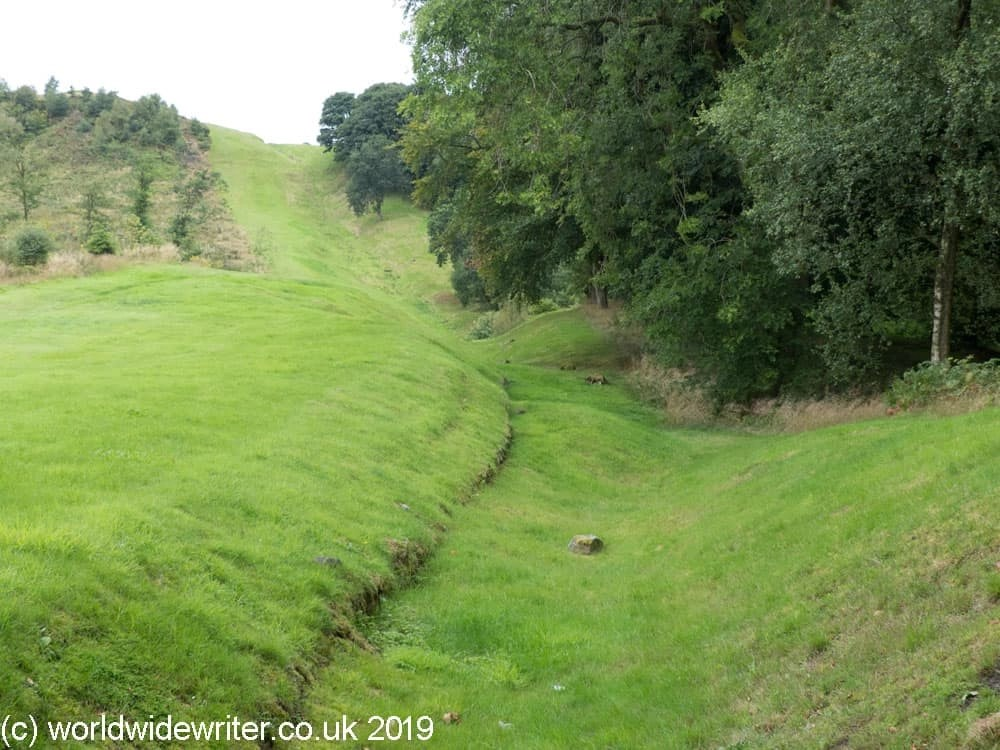 Antonine Wall, Bar Hill