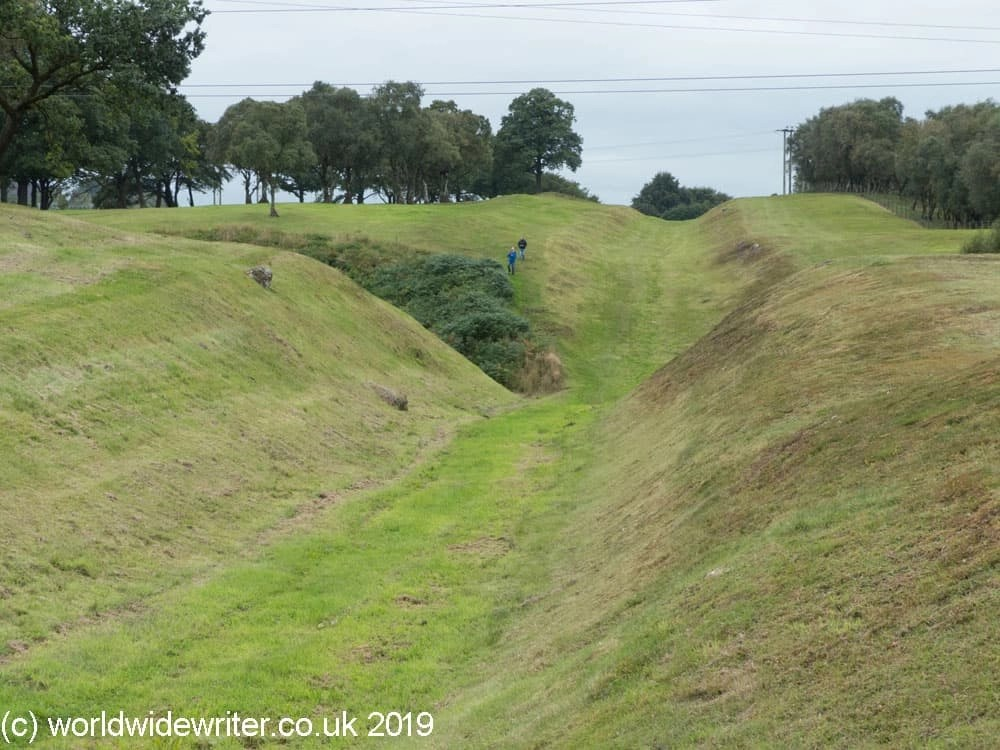 Antonine Wall, Rough Castle